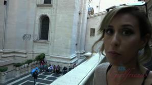 The last fling in Rome.