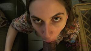 Niki rides your cock and you cum in her pussy.